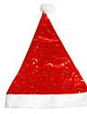 Costume Moș Pălării/Căciuli Crăciun Festival/Sărbătoare Costume de Halloween Roșu