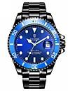 Tevise Bărbați Pentru copii Ceas Elegant  Ceas La Modă Ceas Sport Swiss Mecanism automat Calendar Cronograf Rezistent la Apă Ceas Casual