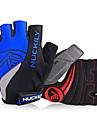 Nuckily Aktivitet/Sport Handskar Cykelhandskar Reflekterande Bärbar Andningsfunktion Slitsäker Anti-sladd Artikelblick Skyddande Stötsäker