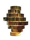 Modern/Contemporan Becuri de perete Pentru Sufragerie Cameră de studiu/Birou Metal Lumina de perete IP20 110-120V 220-240V 5W