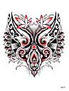 1 pcs Стикер татуировки Временные татуировки Как на фотографии Искусство тела рука / плечо