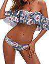 Pentru femei Boho Bikini De Pe Umăr