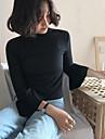 Pentru femei Tricou Draguț-Mată Bufantă