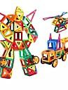 マグネットブロック 磁気タイル ブロックおもちゃ 218 pcs 人物 車 変形可能な 男の子 女の子 おもちゃ ギフト