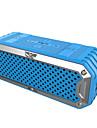KRZ-S6 Bluetooth högtalare 4.0 Audio (3.5 mm) USB Grön Svart Röd Blå