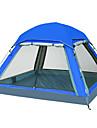 4 henkilöä Retkiteltta Talomainen retkiteltta Ulko- Vedenkestävä UV suoja Yksikerroksinen Pole Kupu- teltta varten Retkeily Matkailu