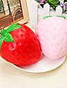 LT.Squishies Jucării din Cauciuc Mâncare & Băutură / Căpșuni Birouri pentru birou / Stres și anxietate relief / Jucarii de decompresie