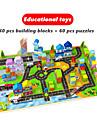 Bloques de Construccion Torre Edificio Famoso Fun & Whimsical Chico Chica Juguet Regalo