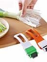 Rostfritt Stål + A Klass ABS Kreativ Köksredskap för grönsaker Skalare & rivjärn, 1st
