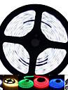 SENCART 2m Fâșii De Becuri LEd Flexibile 120 LED-uri 5630 SMD Alb Cald / Alb / Roșu Telecomandă / Ce poate fi Tăiat / Intensitate Luminoasă Reglabilă 100-240 V / IP68 / Rezistent la apă / De Legat