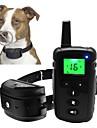 Câini coaja Guler Lese Antrenament Câini Telecomenzi Formator Dimensiune Ajustabilă Impermeabil Electronic/Electric baterii incluse