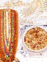 2 pcs Glitterpulver Glitter / Nail Glitter Nail Art Design / Nail Art Tips