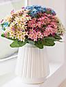 Flori artificiale 1 ramură Stilat / Pastoral Stil Respirație Copil Față de masă flori