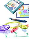 Desen Toy Temă Clasică Vopsire Rafinat Model nou Plastic moale Toate Cadou 1pcs