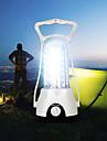 פנסים ותאורה לאוהל LED LED 42 Emitters 1 מצב תאורה מתכוונן עמיד מחנאות / צעידות / טיולי מערות שימוש יומיומי דיג לבן