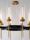 ZHISHU Inspire de la nature Chic & Moderne Lustre Lumiere dirigee vers le haut - Ajustable, 110-120V 220-240V Ampoule non incluse