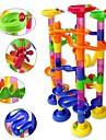 מסלול גולות הפגת מתחים וחרדה פלסטיק ABS סוג א\' בגדי ריקוד ילדים מתנות 105pcs