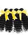 Malaysiskt hår / Stora vågor Vågigt / Stora vågor Obehandlad hår cosplay Suits / Human Hår vävar / Förlängare Hårförlängning av äkta hår
