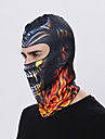 Balaclava Pollution Protection Mask Pink Red / White Rainbow Windproof Breathability Dust Proof Road Bike Cycling / Bike Outdoor Unisex Person Animal Polyester / High Elasticity / Mountain Bike MTB