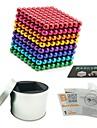 512 pcs Jucării Magnet bile magnetice / Jucării Magnet / Lego Magnetic Stres și anxietate relief / Birouri pentru birou / Ameliorează ADD, ADHD, anxietate, autism Noutate Toate Adulți Cadou