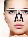 1pcs st Ögonbrynsstencil Rostfritt stål Ansikte Bärbar / Universell professionell nivå / Bärbar Smink