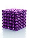 216 pcs Jucării Magnet Jucărie magnetică / bile magnetice / Jucării Magnet Stres și anxietate relief / Focus Toy / Birouri pentru birou Adolescent / Intermediar Cadou