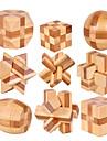 Luban houten 3D-puzzel Creatief / Bal Focus Toy Hout / Bamboe 1 pcs Volwassenen Allemaal Geschenk