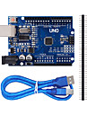 forbedret version uno r3 atmega328p board for Arduino kompatibel