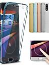 Capinha Para Huawei P20 Pro / P20 lite Transparente Capa Protecao Completa Solido Macia TPU para Huawei P20 / Huawei P20 Pro / Huawei P20 lite / P10 Plus / P10 Lite / P10