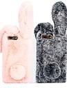 Maska Pentru Apple iPhone XR / iPhone XS Max Anti Șoc Capac Spate Animal Greu textil pentru iPhone XS / iPhone XR / iPhone XS Max