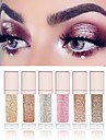 6 Colors Eyeshadow Liquid Glow Daily Makeup / Halloween Makeup / Party Makeup 1160 Cosmetic / Shimmer