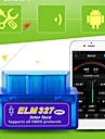 16-pins super mini-elm 327 bluetooth obd2 v2.1 auto-diagnose-interface tool app voor ios iso; 14230-4 (kwp2000), iso9141-2, iso15765-4 (kan bus)