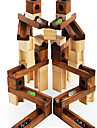 Bloques de Construccion Adorable Cool Exquisito De madera Todo Juguet Regalo 1 pcs
