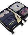 Organizador de viajes / Organizador para viaje Gran Capacidad / Portatil / Plegable Equipaje / Ropa Red Viaje