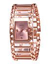 Γυναικεία Πολυτελή Ρολόγια Ρολόι Καρπού χρυσό ρολόι Χαλαζίας Ανοξείδωτο Ατσάλι Ασημί / Χρυσό / Χρυσό Τριανταφυλλί 30 m Νεό Σχέδιο Καθημερινό Ρολόι Αναλογικό κυρίες Βίντατζ Μοντέρνα -