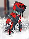 Gants hivernaux Gants de ski Homme Sports de neige Doigt complet Hiver Etanche Coupe Vent Vestimentaire Polyester imprimable Ski Randonnee Patinage sur glace
