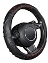 AUTOYOUTH Steering Wheel Covers Other Leather Type 38cm For universal All years