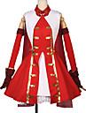 Inspirado por Destino / Grand Order Rin Tohsaka Anime Disfraces de cosplay Trajes Cosplay Un Color / Art Deco Vestido / Guantes / Mas Accesorios Para Unisex