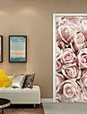 Decoratieve Muurstickers - 3D Muurstickers Stilleven / Bloemenmotief / Botanisch Woonkamer / Studeerkamer / Kantoor
