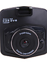 m001 hd 1280 x 720 / 1080p bil dvr kamera 120 graders vidvinkel 2,4 tommer LCD dash cam med nattesyn / g-sensor / motion / wdr
