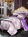 Duvet Cover Sets Floral / Contemporary Polyster Reactive Print 4 PieceBedding Sets