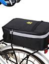 B-SOUL 4.5 L حقائب الدراجة للخلف المحمول يمكن ارتداؤها مضاعف حقيبة الدراجة تيريليني حقيبة الدراجة حقيبة الدراجة أخضر للجنسين الدراجة