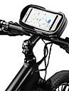 ROCKBROS Sacoche de Guidon de Velo 6 pouce Cyclisme pour Cyclisme Noir