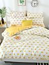 Seturi Duvet Cover Floral / Lux / Contemporan Poliester Imprimat 4 PieseBedding Sets
