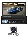 SWM 9601+4Led camera 7 inch 2 Din Ostali OS Car MP5 Player Ekran na dodir / MP3 / Ugrađeni Bluetooth za Univerzális RCA / MicroUSB / Drugo podrška MPEG / MOV / MPG MP3 / WMA / WAV JPEG / BMP / PNG