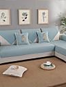 Sofa Pute Moderne Kviltet Bomull slipcovere