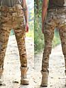 Női álcázás Planinarske hlače Külső Gyors szárítás Lélegzési képesség Viselhető Nadrágok Alsók Vadászat Túrázás Mászás Katonai zöld Erdőzöld Terepszínű M L XL / Mikroelasztikus