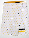 Women\'s Golf Skirt Dots Spandex Fast Dry Breathability Stretchy Sports Golf White Sports & Outdoor