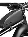 ROCKBROS Bike Frame Bag Waterproof Portable Rain Waterproof Bike Bag TPU Nylon Bicycle Bag Cycle Bag Bike / Bicycle