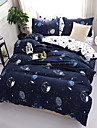 Duvet Cover Sets 3D / Luxury Polyster Printed 4 PieceBedding Sets
